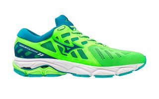Mizuno WAVE ULTIMA 11 GREEN BLUE