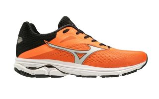 Mizuno WAVE RIDER 23 ORANGE NOIR J1GC1903 46