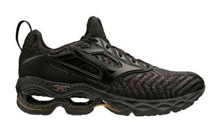 Mizuno WAVE CREATION WAVEKNIT 2 NEGRO J1GC2033 09