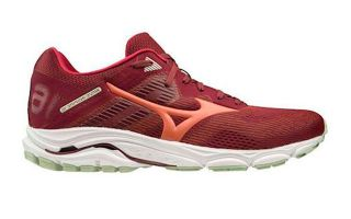 Mizuno WAVE INSPIRE 16 ROUGE J1GC2044 57