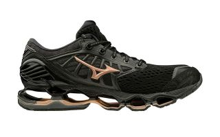 Mizuno WAVE PROPHECY 9 NEGRO MUJER J1GD2000 51