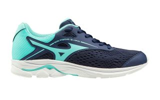 Mizuno WAVE RIDER 23 AQUAMARINBLAU KIND K1GC1933 16