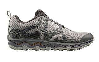 MIZUNO WAVE MUJIN 6 GREY