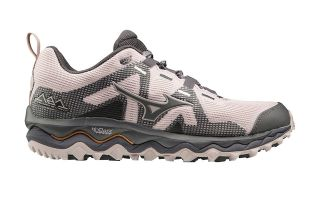Mizuno WAVE MUJIN 6 WHITE GREY WOMEN