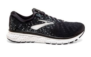 Brooks GLYCERIN 17 NEGRO BLANCO 1102961D047