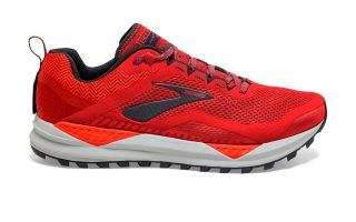 Brooks CASCADIA 14 ROJO BLANCO 1103101D686