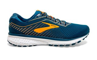 Brooks GHOST 12 BLEU ORANGE 1103161D426