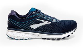 Brooks GHOST 12 AZUL BLANCO 1103161D438