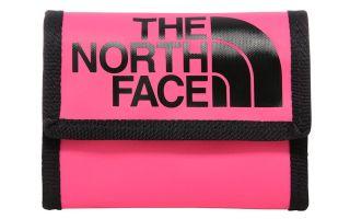 THE NORTH FACE BILLETERA BASE CAMP NEGRO ROSA