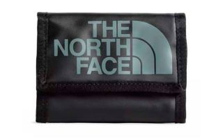 THE NORTH FACE BILLETERA BASE CAMP NEGRO GRIS