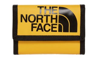 THE NORTH FACE CARTERA BASE CAMP AMARILLO NEGRO