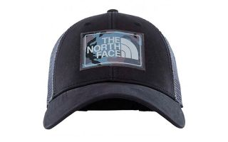 THE NORTH FACE CASQUETTE MUDDER TRUCKER BLEU