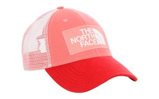 THE NORTH FACE CASQUETTE MUDDER TRUCKER VIOLET