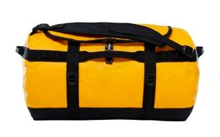 The North Face SAC BASE CAMP JAUNE NOIR