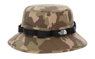 The North Face CLASS V MILITARY GREEN HAT