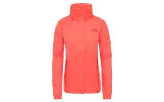 THE NORTH FACE JACKE RESOLVE 2 KORALLENROT