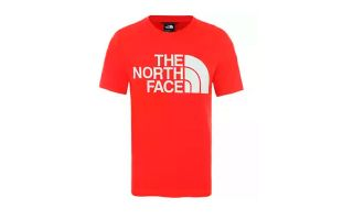 The North Face CAMISETA REAXION EASY TEE ROJO