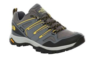 The North Face HEDGEHOG FASTPACK II WP GREY YELLOW