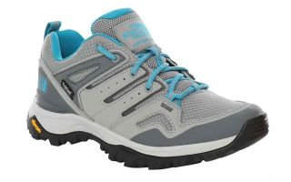 The North Face HEDGEHOG FASTPACK II WP GREY BLUE WOMAN
