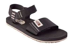 The North Face SANDAL SKEENA BLACK WHITE WOMAN