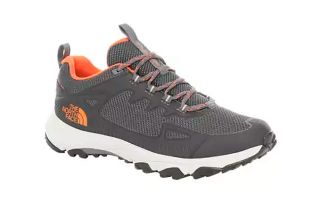 The North Face ULTRA FASTPACK IV FUTURE LIGHT GRIS NARANJA NF0A46BWNEC1