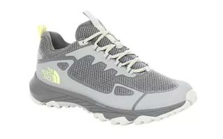 The North Face ULTRA FASTPACK IV FUTURELIGHT LIME GREY