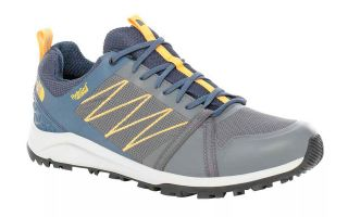 The North Face LITEWAVE FASTPACK II WP GREY BLUE