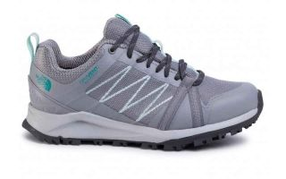 The North Face LITEWAVE FASTPACK II WP GRIS MUJER NF0A4PF4C8B1