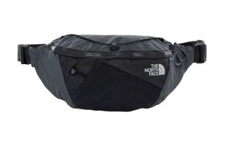 THE NORTH FACE BLACK LUMBNICAL FANNY PACK