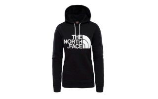 THE NORTH FACE SWEAT-SHIRT PEAK NOIR FEMME