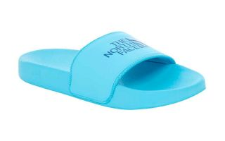 The North Face CHANCLAS BASE CAMP SLIDE II AZUL CELESTE MUJER
