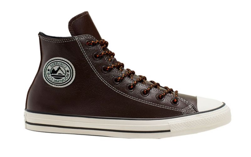 CHUCK TAYLOR ALL STAR HI MARRON NARANJA 165958C 242