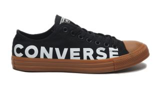 Converse CHUCK TAYLOR ALL STAR OX NERO BIANCO