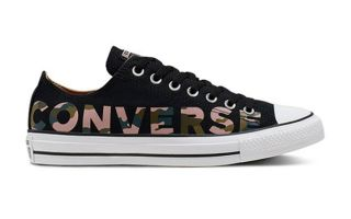 Converse CHUCK TAYLOR ALL STAR OX NEGRO BLANCO 166234C 001