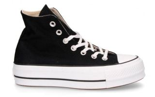 Converse C T ALL STAR LIFT HI BLACK WOMAN