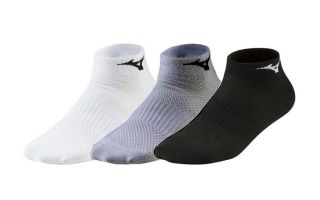 Mizuno TRAINING SOCKS MID 3 PAIRS