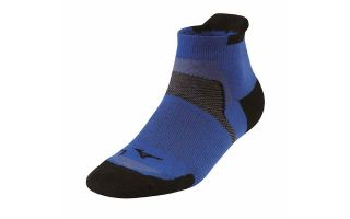 Mizuno DRYLITE RACE LOW SOCKS BLUE