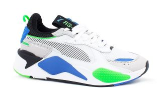 Puma RS X TOYS WHITE BLUE