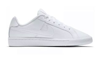 NIKE COURT ROYALE BLANCO JUNIOR NI833535 102