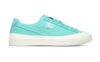 Puma CLYDE DIAMOND ACQUAMARINA