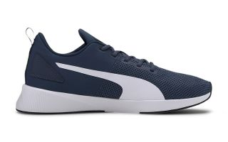Puma FLYER RUNNER AZUL BLANCO 19225721
