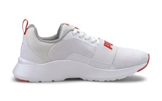 Puma PUMA WIRED BLANCO ROJO JUNIOR 36690114