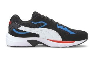 Puma AXIS PLUS SD NOIR BLANC 37028608