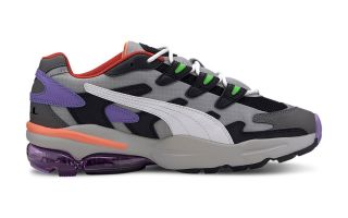 Puma CELL ALIEN KITE ARGENTO NERO