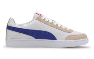 Puma COURT LEGEND LO CV BLANCO AZUL 37193701