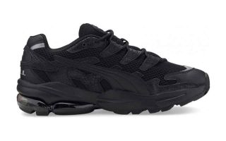Puma CELL ALIEN ANIMAL KINGDOM NEGRO 37201802
