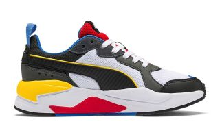 Puma X-RAY JR BIANCO NERO JUNIOR 37292003