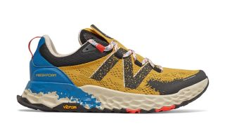 New Balance IRON V5 YELLOW GREY MTHIERY5 BLUE