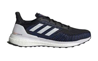 adidas SOLAR BOOST ST 19 BLACK BLUE