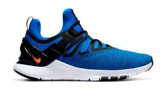 Nike FLEXMETHOD TR BLEU NOIR BQ3063 400